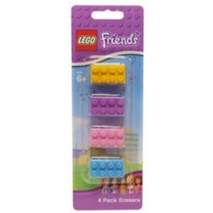 Lego Friends Brick Eraser