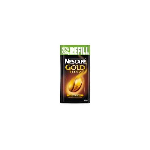 Nescafe 300g Gold Blend Vending Instant Coffee Refill Pack