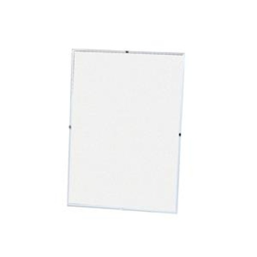 5 star office a2 clip frame plastic fronted for wall for Photo clip wall frame